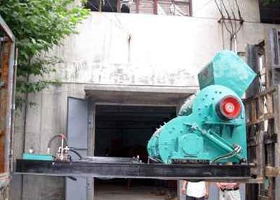 Crusher for Export